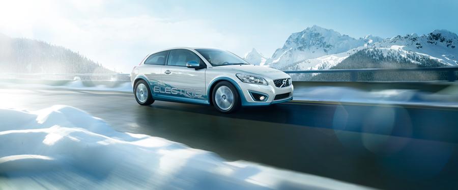 Produktionsstart für den Volvo C30 Electric – erste Auslieferungen noch 2011