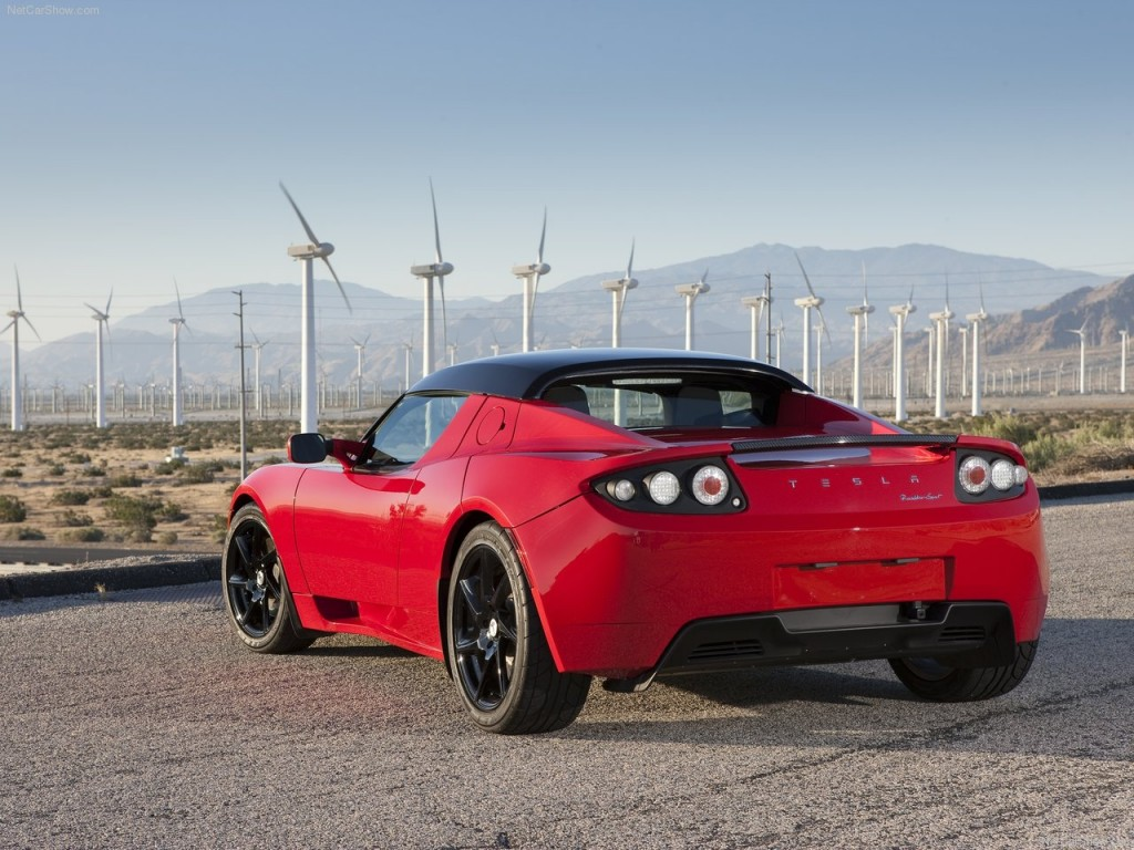 100.Tesla Roadster in der Schweiz • italienische Website online • Tesla Model S in Sportversion