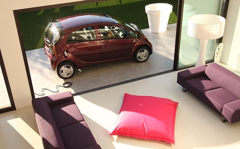 Mitsubishi iMiEV jetzt in Österreich bereits ab € 20.750,- netto! – Förderung mit € 11.000,-!!