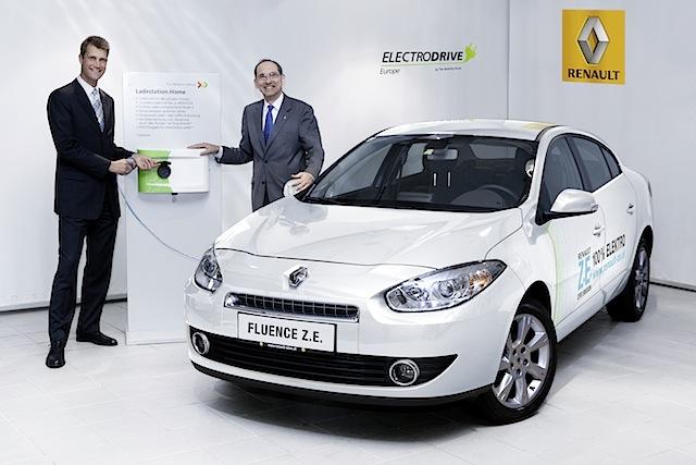 Renault und the Mobility House Austria schließen Abkommen zur Elektromobilität