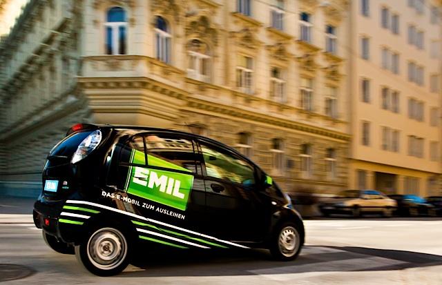 Erstes Elektro-Carsharing in Österreich startet bereits ab 1. März 2012 in Salzburg!
