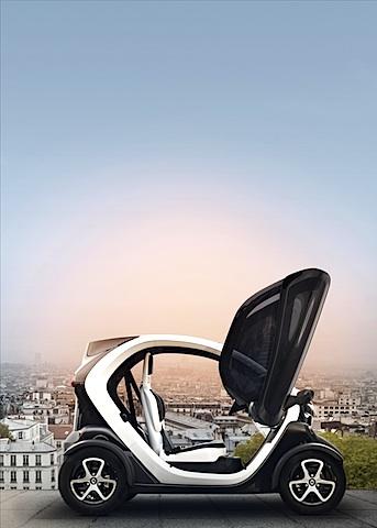 Renaults Twizy ist ab sofort bestellbar!