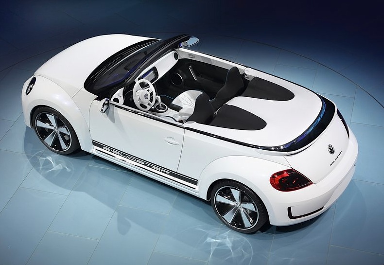 VW E-Bugster – jetzt auch oben ohne!