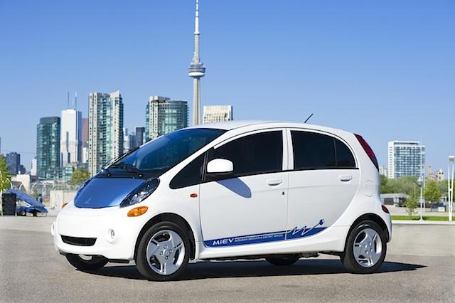 Wahl zum Elektroauto des Jahres 2012! Mitstimmen und mit Glück iMiEV gewinnen!