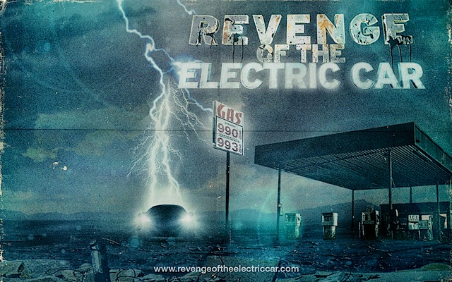 Revenge of the Electric Car - Coverbild