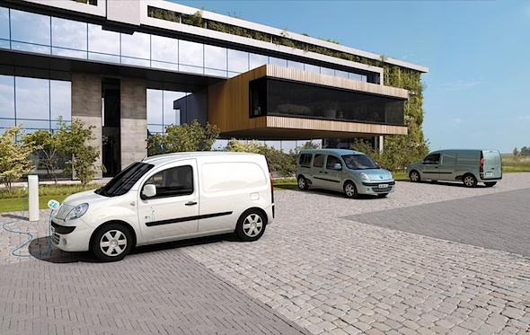 Der Renault Kangoo Z.E. ist jetzt auch in Österreich vorsteuerabzugsfähig!