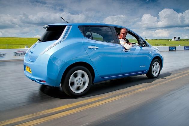 Elektroautos stellen zur Zeit viele Rekorde auf!