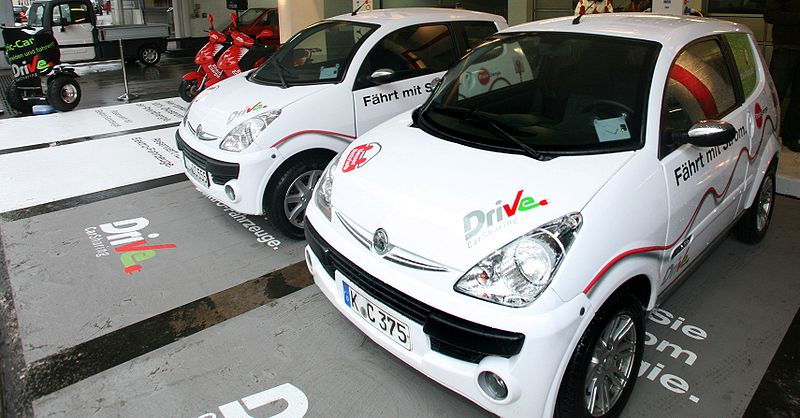 Warum Carsharing- und Taxiunternehmen dem Elektroauto zum Durchbruch verhelfen könnten!
