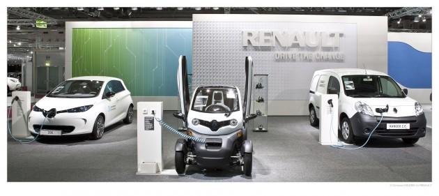 Renault Vienna Autoshow