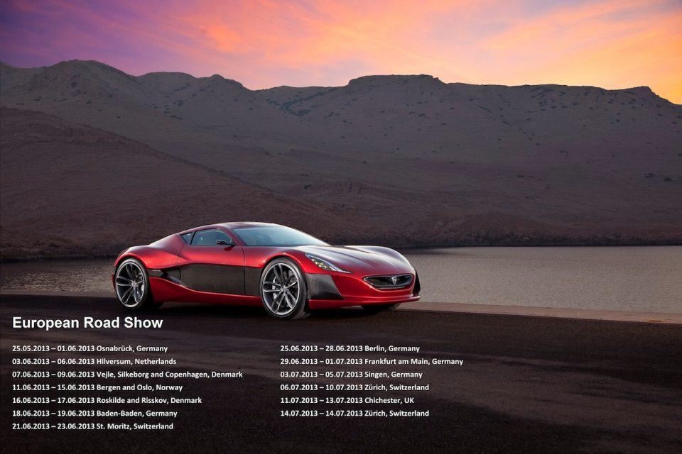 Concept_One auf Europatour – Deutschland-Premiere bei VW