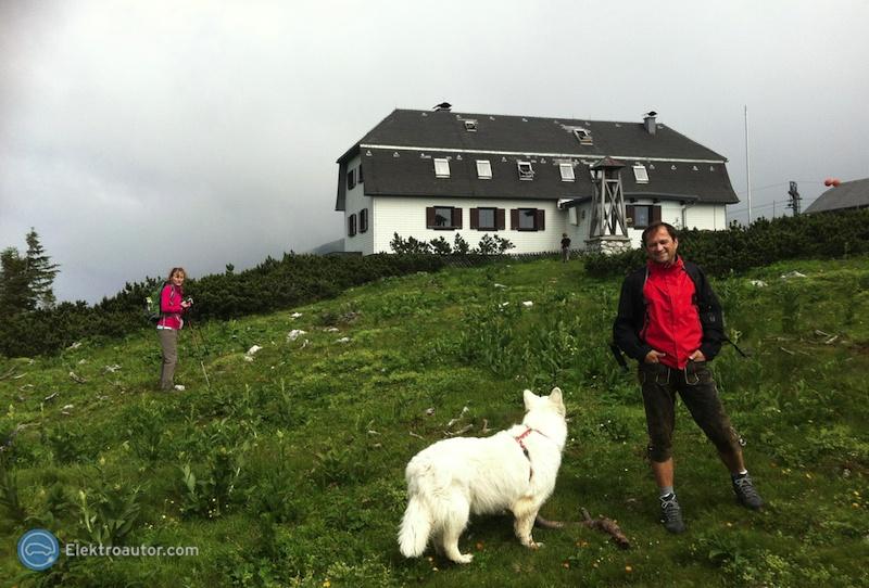 Bergtour Hochleckenhaus