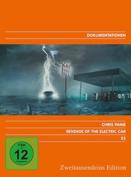 "DVD-Premiere von ""Revenge of the Electric Car"" in Europa"