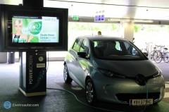 my1.ECAR: Varena/Vöcklabruck: Gratis keinen Strom tanken