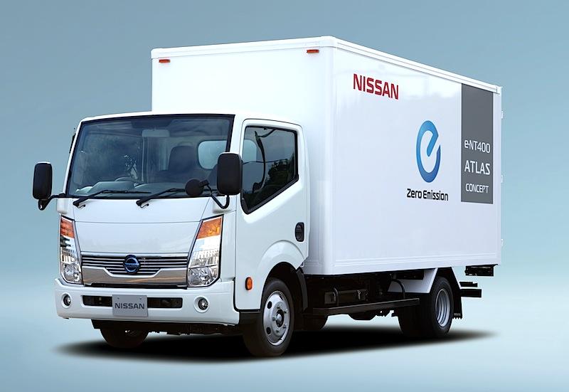 Nissan e-NT400