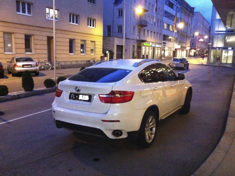 Elektroauto Ladestationen blockieren 504