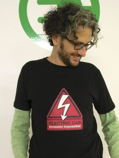 Elektroautor T-Shirt 01