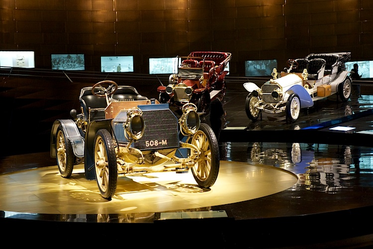 Mercedes Museum 750 px