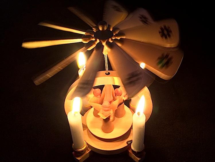 Lichterpyramide