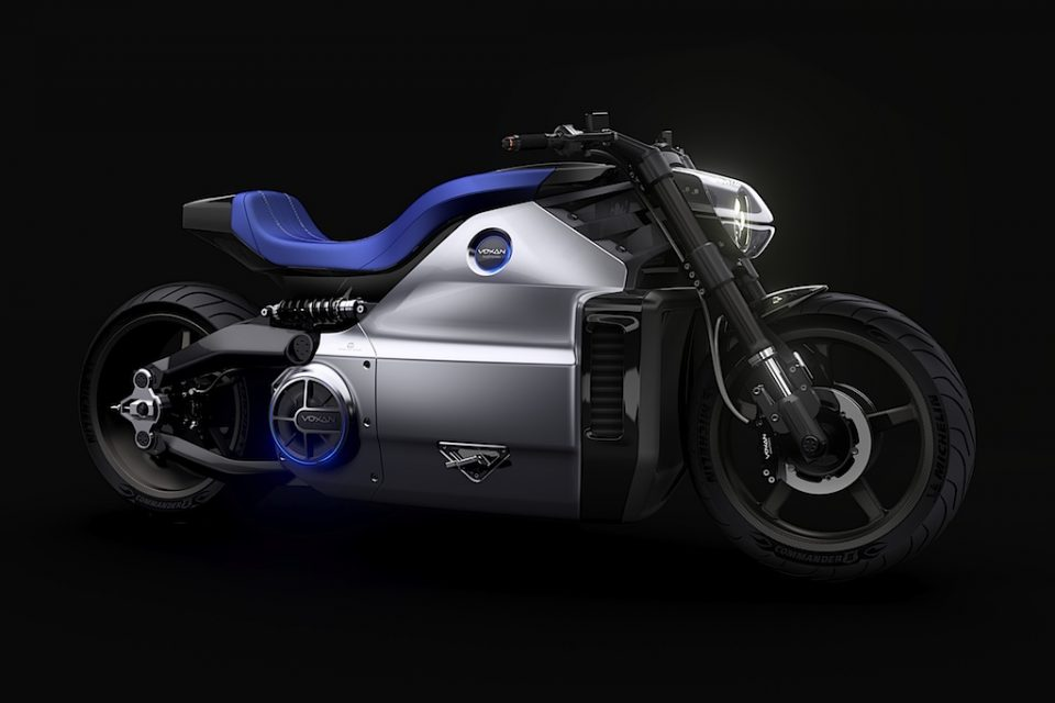 Voxan Wattmann – das brachialste E-Bike der Welt