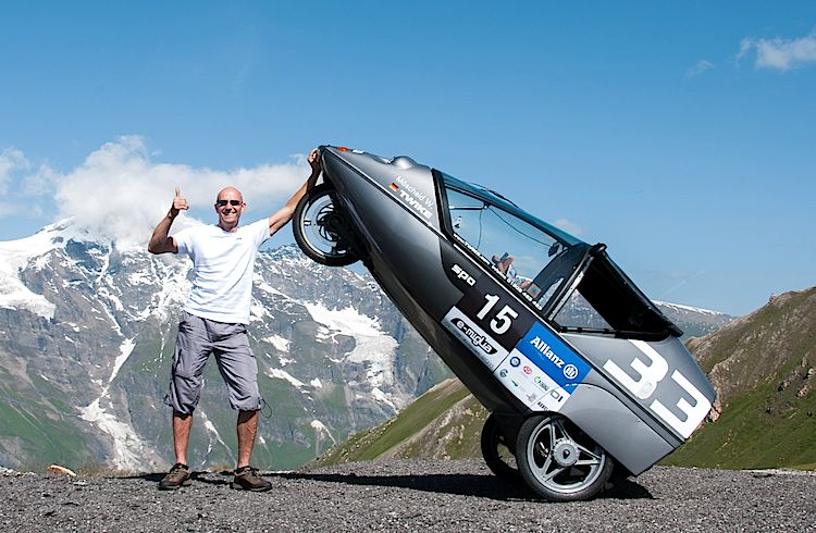 4.000 km – 1.000 E-Mobile durch Europa: Das wird die eTourEurope 2014