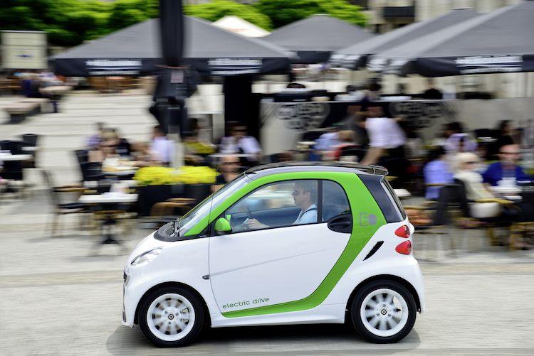 ADAC-Mobilitätspreis: Manipulierte Zahlen, aber der Elektro-Smart bleibt beliebtestes Stadtauto