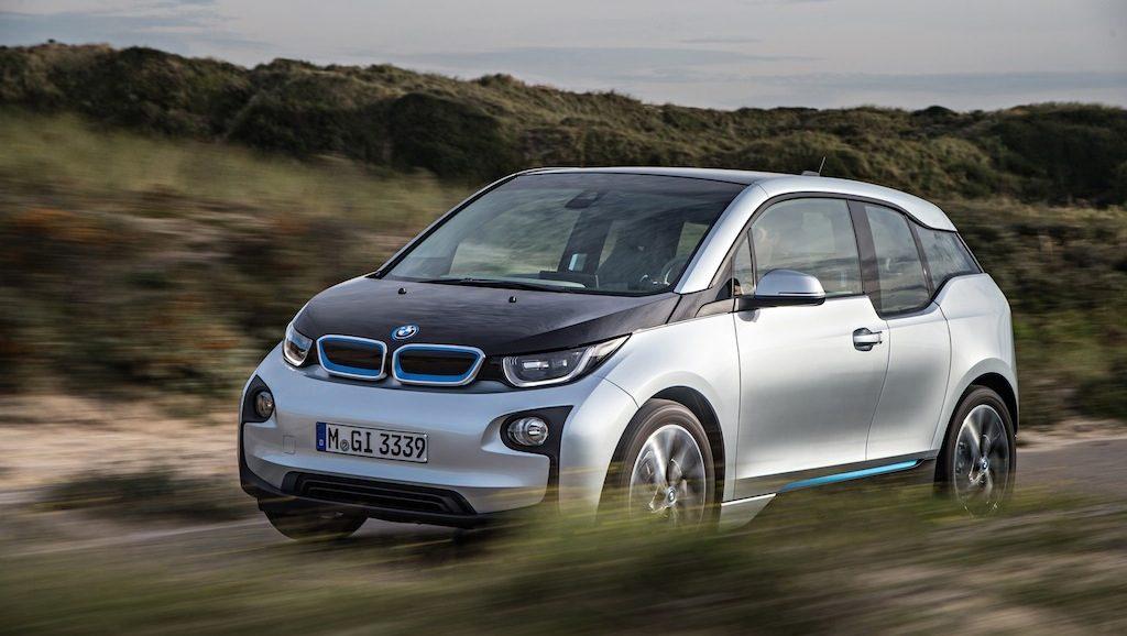 BMW i3 Probefahrt-Termin in Wien: Kurz aber oho!