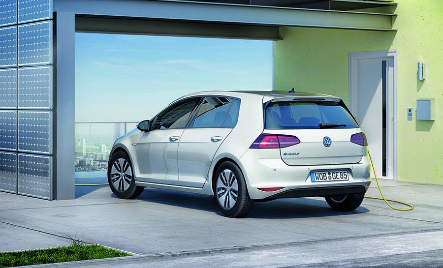 Das e-Auto: Der neue e-Golf ist ab sofort auch in Österreich zu bestellen