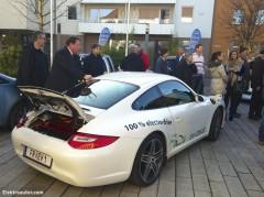 Mit dem ZOE zum 8. Oberösterreichischen Elektroauto-Stammtisch in Thalheim bei Wels