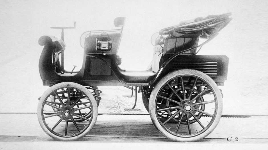Die Geschichte des Elektroautos: Der erste Porsche fuhr mit Strom und kam aus Österreich