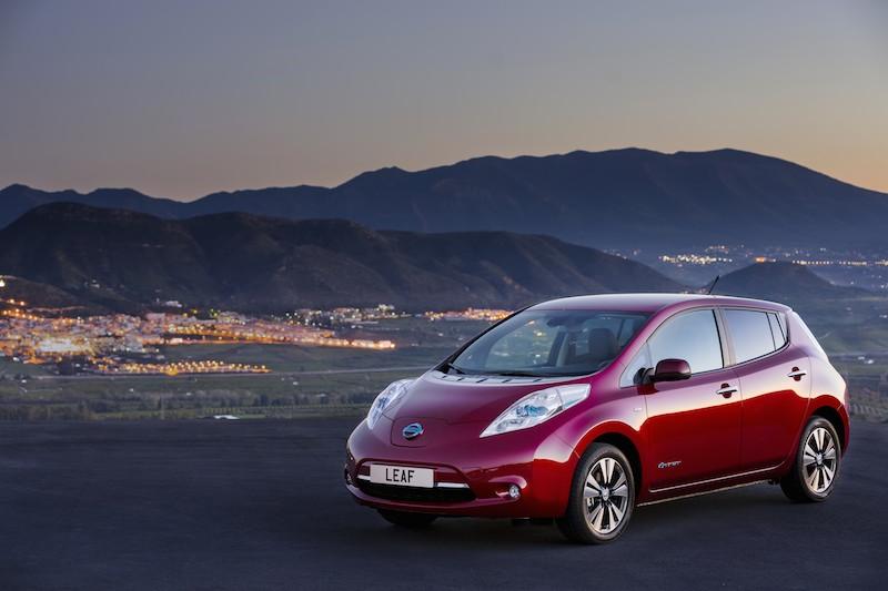 Neue Rekord-Bestellung: AVIS Dänemark erwirbt 400 Nissan LEAF