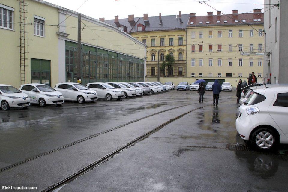 ZOE-Treffen Graz Elektroautor 21