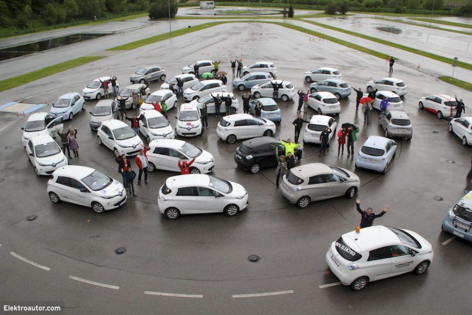 Am 16. und 17. Mai setzen das 2. Österreichische ZOE-Treffen und ein Weltrekordversuch Linz unter Strom