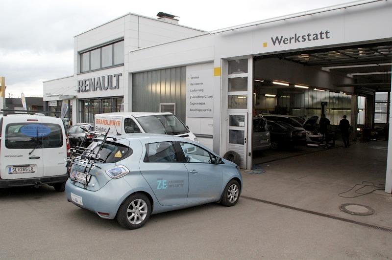 Auch ein Elektroauto muss mal in die Werkstatt - jedoch seltener als Fahrzeuge mit Verbrennungsmotor.  Foto: Elektroautor.com