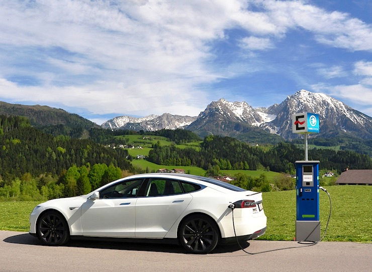 E-Rallye Pyhrn-Priel 2014 – Region lädt zur 3. e-mobilen Ausfahrt