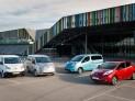 Der Nissan e-NV200 ist in Österreich und Deutschland seit Sommer 2014 erhältlich.  Foto: Nissan Deutschland