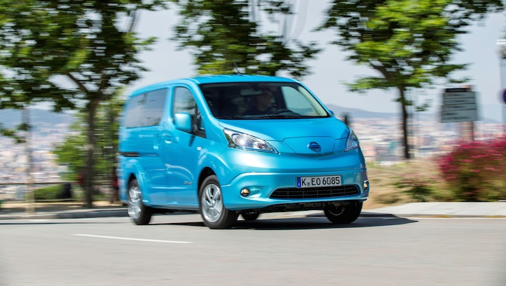 Rotterdam: Rekordförderung für Elektroautos bis zu 75 Prozent des Kaufpreises!