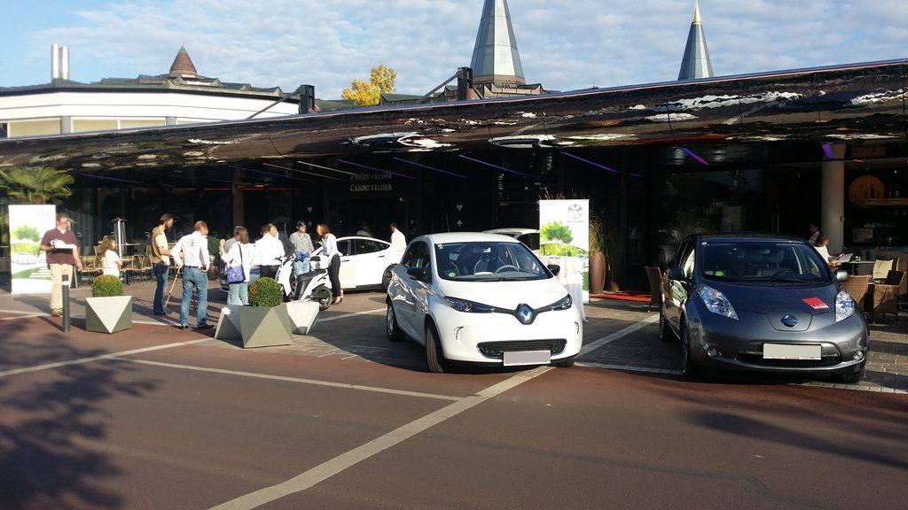 Elektromobilität hautnah erleben in Velden am Wörthersee