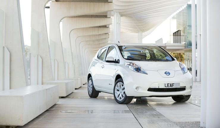 Nissan Leaf auf Rekordkurs und kostenloses Laden bei Nissan Händlern
