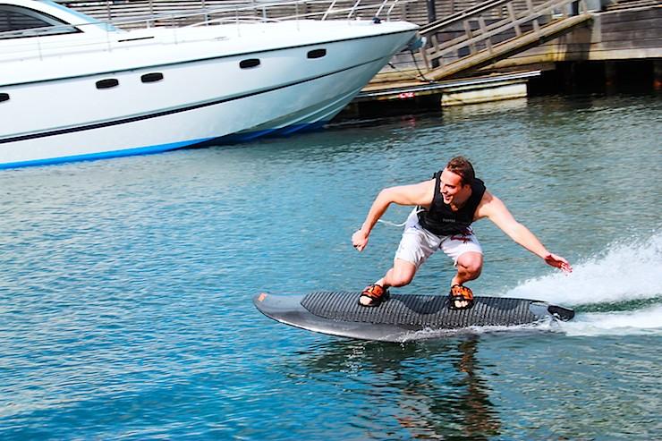 Elektrische Surfboards – der neue Trend am Wasser