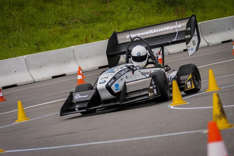 """Elektrorennwagen """"Grimsel"""" bricht Weltrekord: 1,785 sec. auf 100 km/h (Video)"""