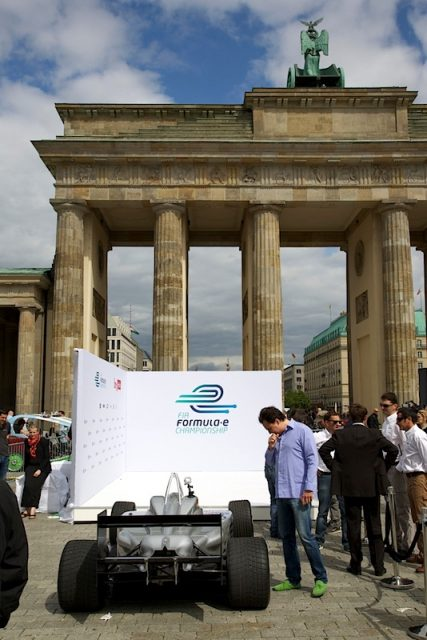 Formel E in Berlin