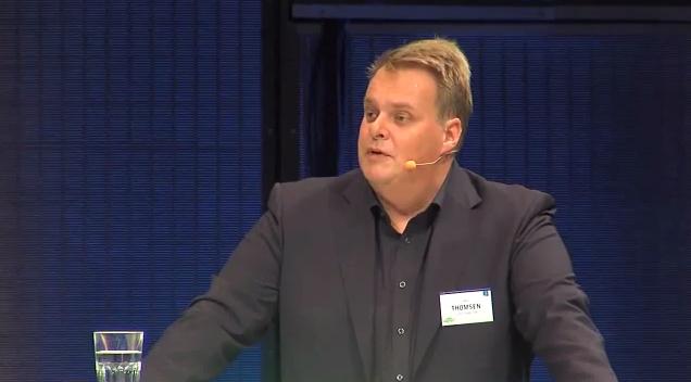 Revolution der Automobilindustrie – Vortrag von Lars Thomsen