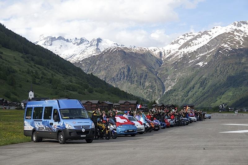 WAVE 2015 – Die weltgrößte Elektroauto-Rallye startet am 12. Juni