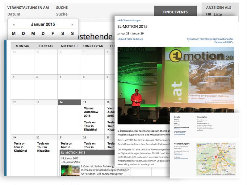 Spannende Veranstaltungen und emobile Events im Elektromobilitäts-Kalender