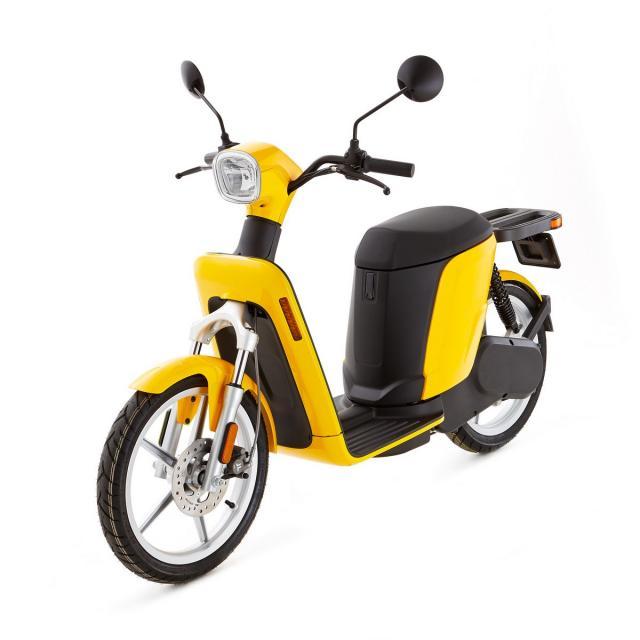 E-Scooter - nur Teil einer neuen Produktpalette  Foto: Askoll