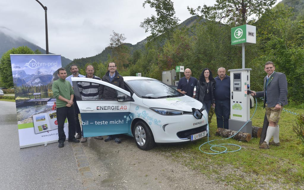 4. E-Rallye Pyhrn-Priel