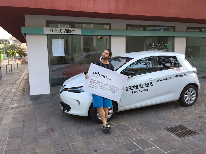 Mit dem Renault ZOE nach Barcelona