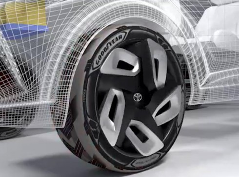 Spezialreifen: Hersteller arbeiten an neuen Lösungen für Elektroautos