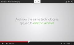 Nanotechnologie lädt Elektroautos in fünf Minuten (Video)