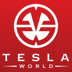 """Tesla World"" in Belgien"
